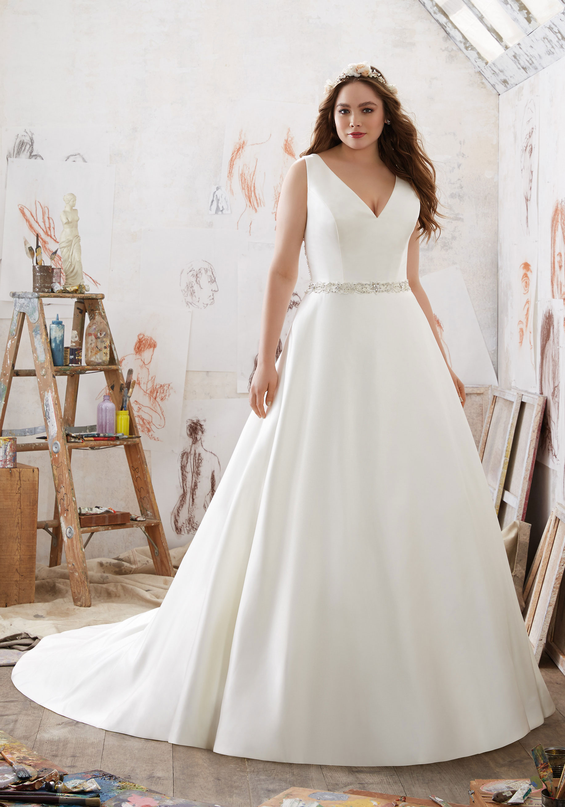 819775629b541 Wedding dress