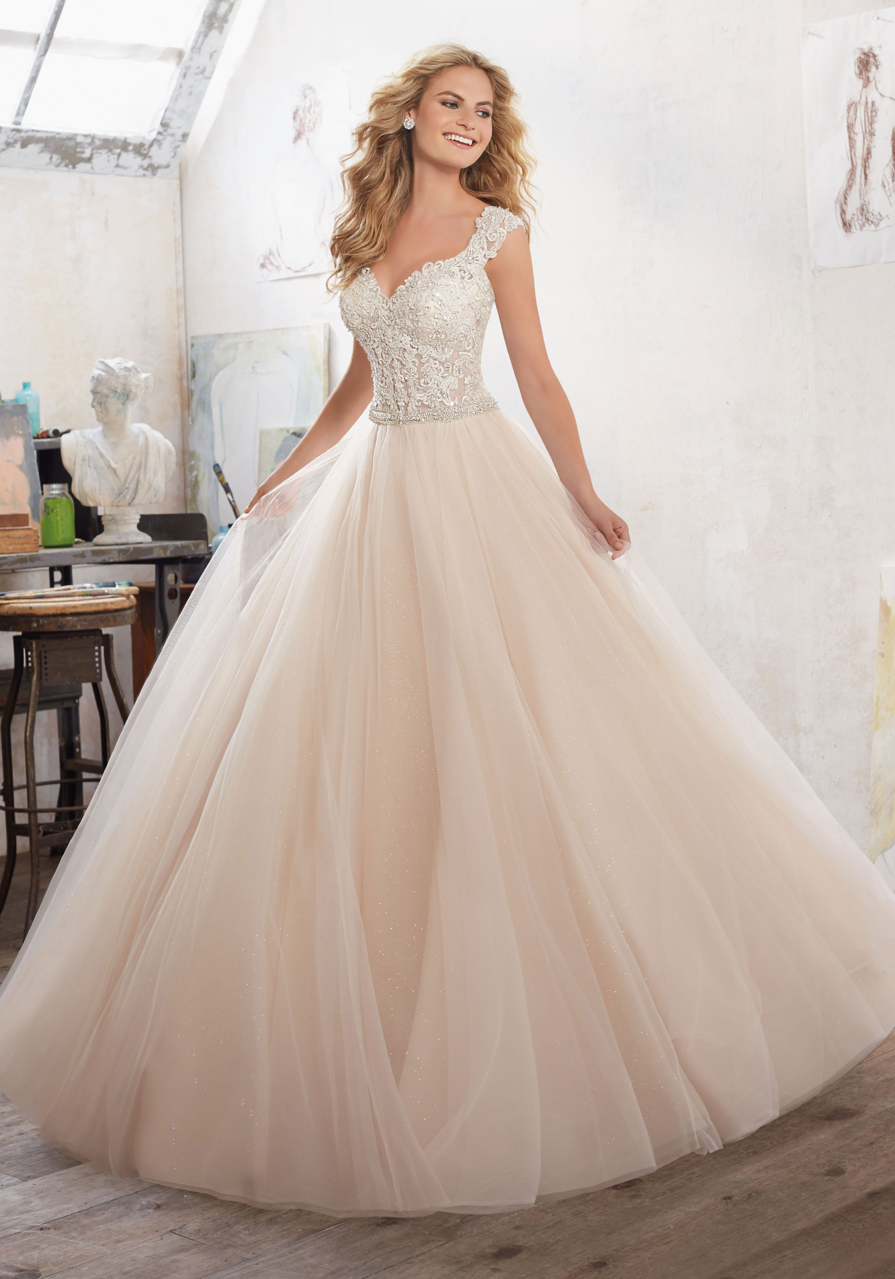Wedding dress bridal shop gorey 8126 marigold ombrellifo Image collections
